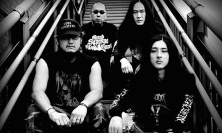 "Coffins Release New Song, ""Forgotten Cemetery"""