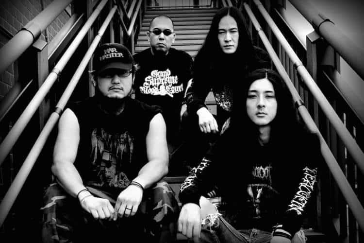 """Coffins Release New Song, """"Forgotten Cemetery"""""""
