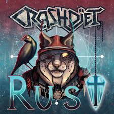 "CRASHDÏET Releases Official Music Video for ""Rust"""