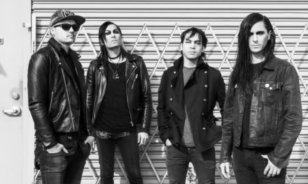 """DEATH VALLEY HIGH Releases Official Music Video for Cover of CHRISTIAN DEATH'S """"Cavity – First Communion"""" Featuring Deftones' CHINO MORENO"""