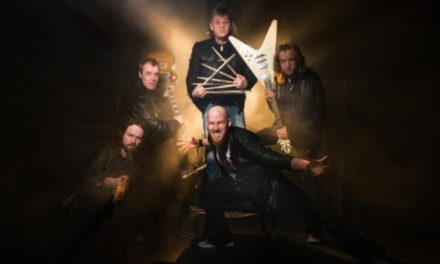 "DIAMOND HEAD Release Official Lyric Video for ""The Sleeper"""