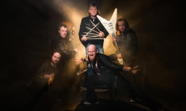 """DIAMOND HEAD Release Official Lyric Video for """"The Sleeper"""""""