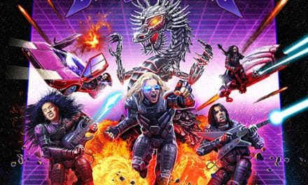 """DRAGONFORCE Releases Official Music Video for """"Heart Demolition"""""""