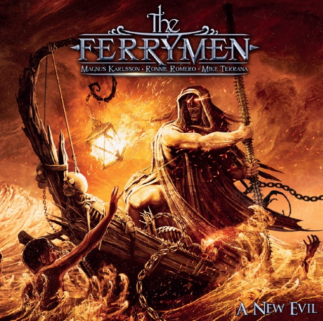 "The Ferrymen Release Official Music Video for ""A New Evil."