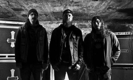 """Fister Release Cover of the Slayer song """"Mandatory Suicide"""""""