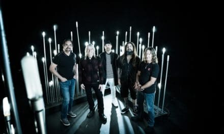 """FLYING COLORS Release Official Music Video for """"You Are Not Alone"""""""