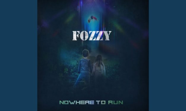 """FOZZY Releases Official Music Video for """"Nowhere To Run"""""""