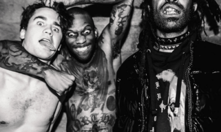 "HO99O9 Releases Animated Video for ""Master Of Pain"""