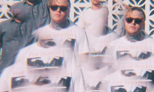 """HUNDREDTH Releases New Song, """"Leave Yourself"""""""