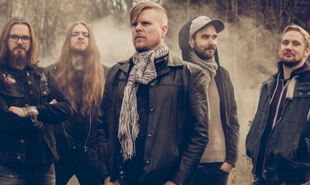 """IN MOURNING Releases Official Music Video for """"Black Storm"""""""