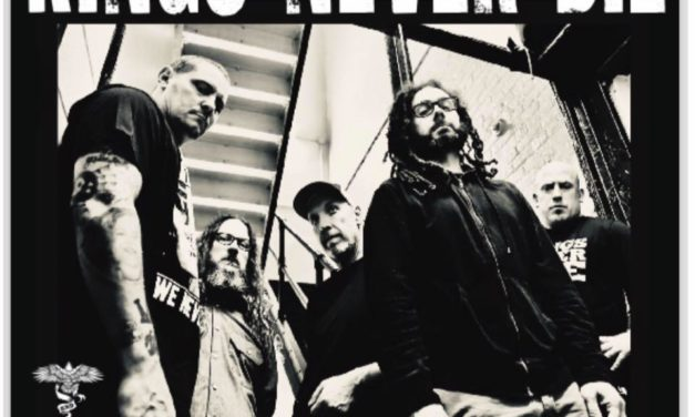 """KINGS NEVER DIE Release Official Music Video for """"Before My Time"""""""
