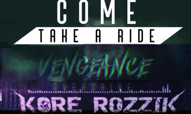 "KORE ROZZIK Releases Official Lyric Video for ""Vengeance Overdrive"""