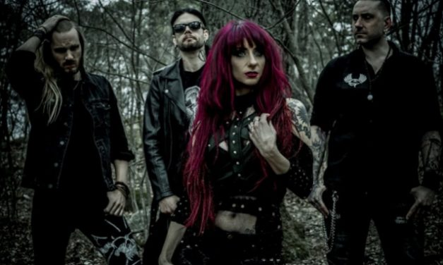 """LIV SIN Release Official Lyric Video for """"Chapter Of The Witch"""""""