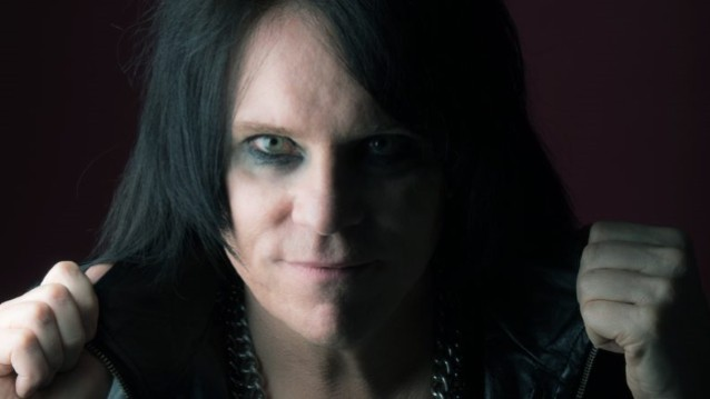 "LIZZY BORDEN Releases Lyric Video for ""The Scar Across My Heart"""