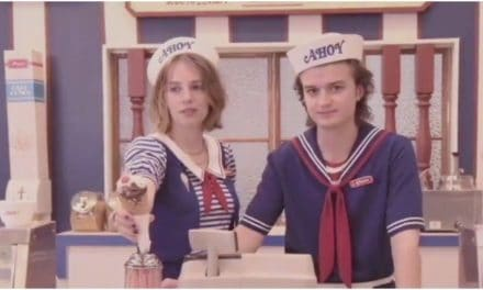 """Stranger Things' actress MAYA HAWKE Debuts Two New Songs, """"Stay Open"""" and """"To Love a Boy"""""""