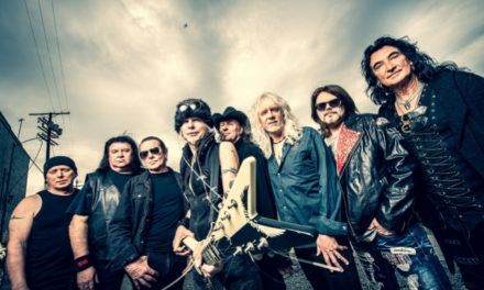 """MICHAEL SCHENKER FEST Releases Official Music Video for """"Sleeping With The Light On"""""""
