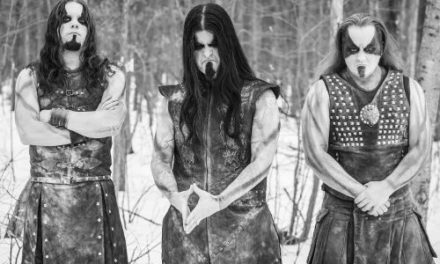 "NECRONOMICON Releases New Song, ""Paradise Lost."""
