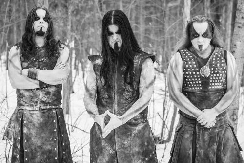 """NECRONOMICON Releases New Song, """"Paradise Lost."""""""
