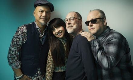"Pixies Release Official Music Video for ""Catfish Kate"""