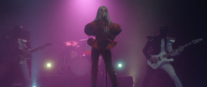 """POPPY Releases Official Music Video for """"Concrete"""""""