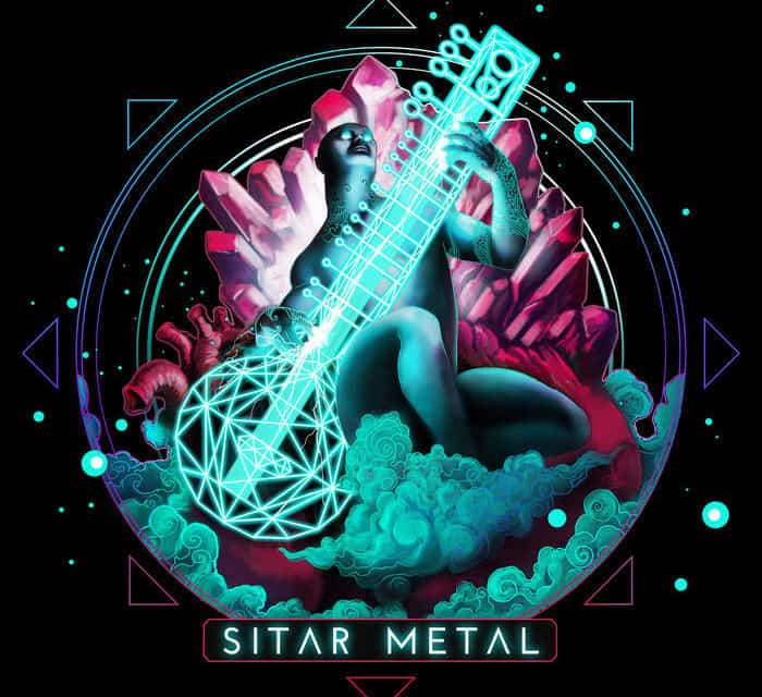 """SITAR METAL Releases Official Music Video for """"When Time Stands Still"""""""