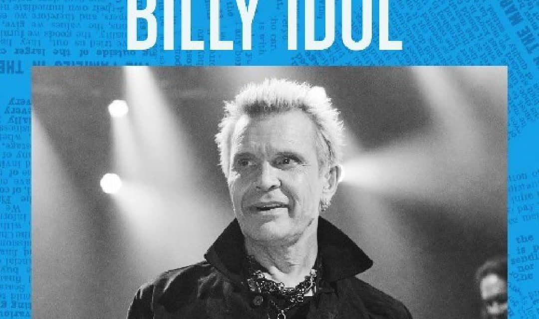 Pandora Stories: On the Dancefloor Billy Idol