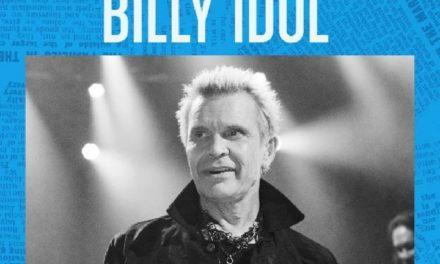 Pandora Stories: On the Dancefloor Billy Idol