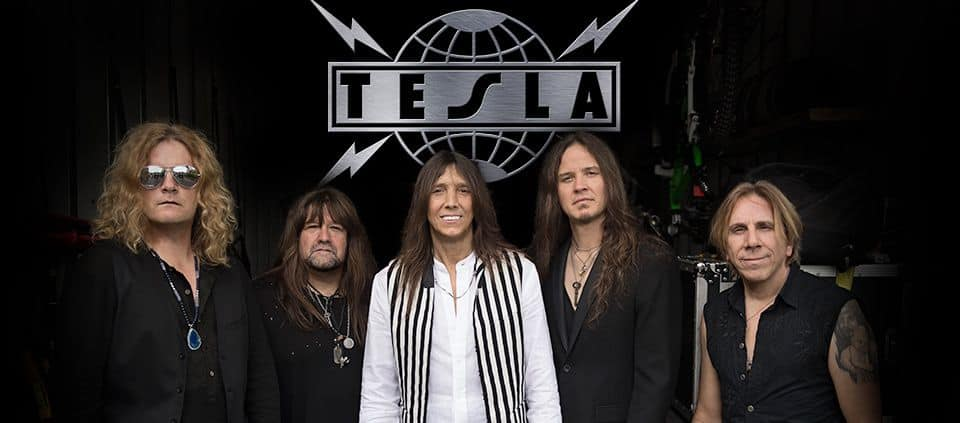 "TESLA Releases Official Lyric Video for ""California Summer Song"""