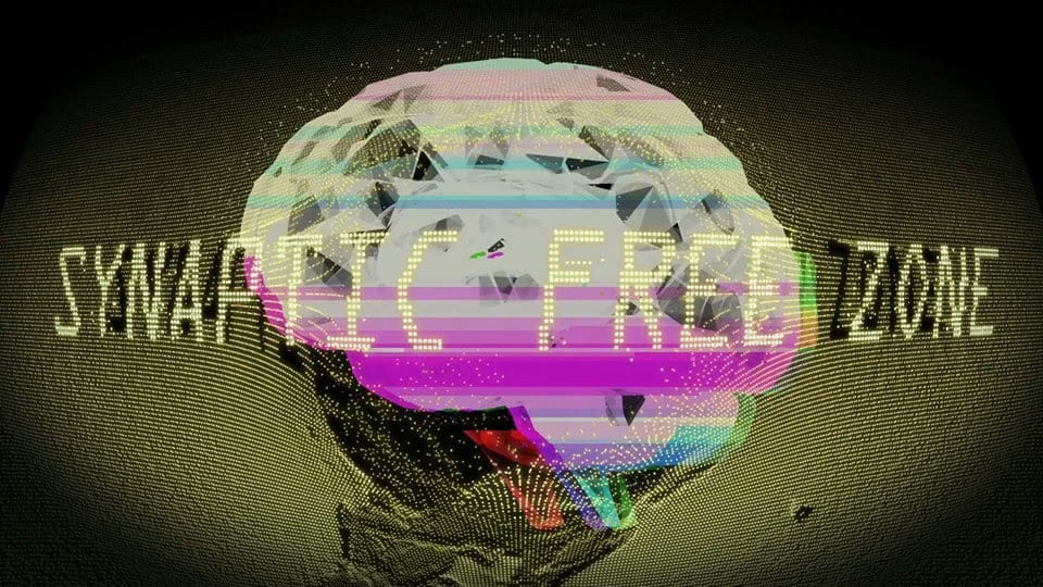 """The Shrieks Release Official Visual Lyric Video for """"Synaptic Free Zone"""""""