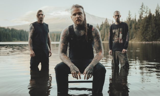 "VITRIOL Releases Official Music Video for ""I Drown Nightly"""