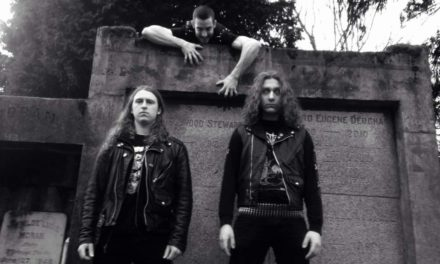 "WITCH VOMIT Release New Song, ""Buried Deep In A Bottomless Grave"""