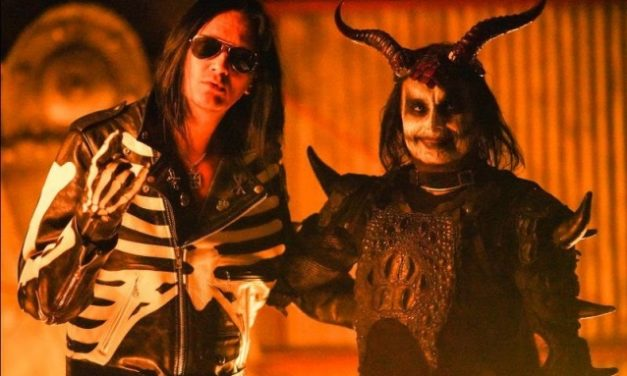 "THE 69 EYES Releases Official Music Video for ""Two Horns Up"" Feat. Dani Filth of CRADLE OF FILTH"