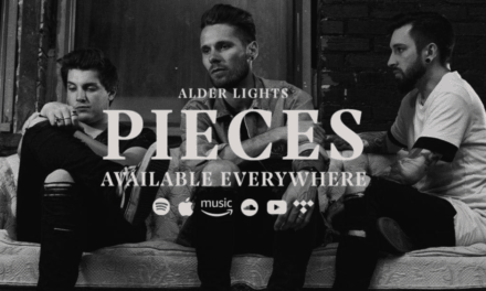 """ALDER LIGHTS Releases Official Music Video for """"Pieces"""""""