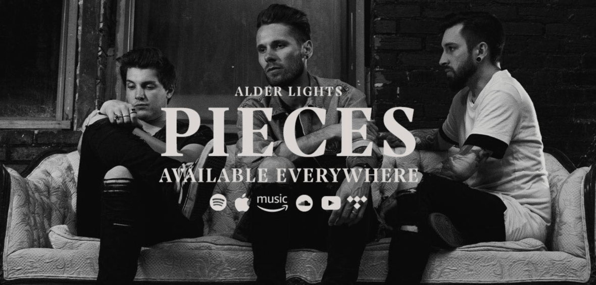 "ALDER LIGHTS Releases Official Music Video for ""Pieces"""