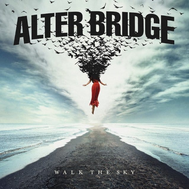"ALTER BRIDGE Releases Official Music video for ""Dying Light"""