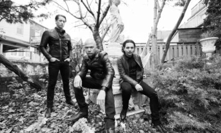 "DANKO JONES Releases Official Music Video for ""Fists Up High"""