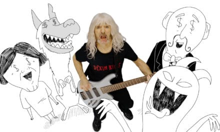 """DEREK SMALLS (Bassist of Spinal Tap) Releases Official Music Video for """"Gimme Some (More) Money"""""""