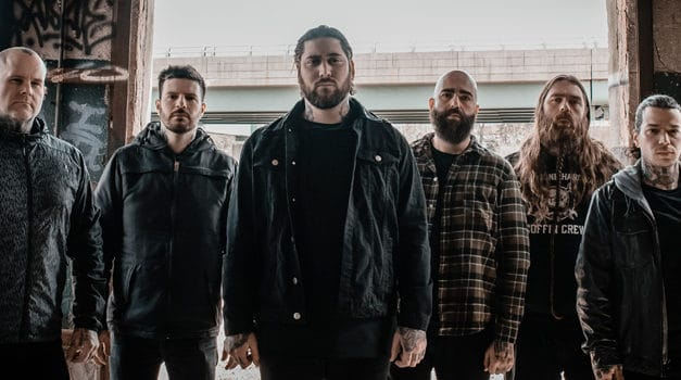 "FIT FOR AN AUTOPSY Releases Official Music Video for ""The Sea Of Tragic Beasts"""