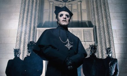 "GHOST Releases New Songs, ""Mary On A Cross"" and ""Kiss The Go Goat"""