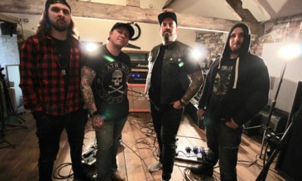 """HELLBOUND HEARTS Releases Official Music Video for """"The Screaming of Us"""""""