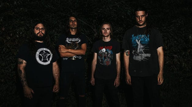 "HOMEWRECKER Releases New Songs, ""Create Sin"" and ""Broken Beliefs"""