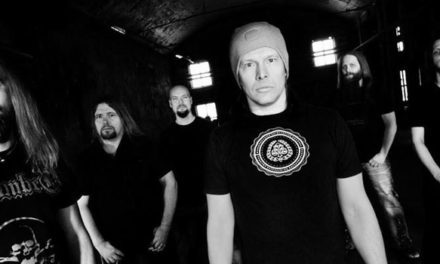 "OMNIUM GATHERUM Releases Official Lyric Video for ""Chaospace"""