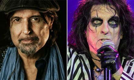 """PHIL CAMPBELL of MOTORHEAD Releases Official Lyric Video for """"Swing It"""" Feat. ALICE COOPER"""