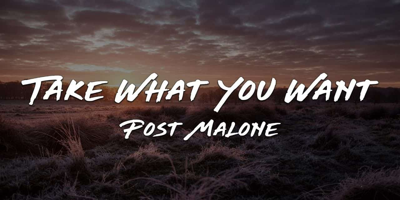 """Post Malone and Ozzy Osbourne Collaborate To Release New Song, """"Take What You Want"""""""