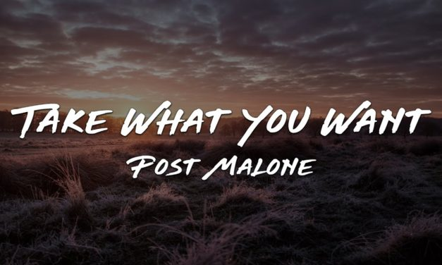 "Post Malone and Ozzy Osbourne Collaborate To Release New Song, ""Take What You Want"""