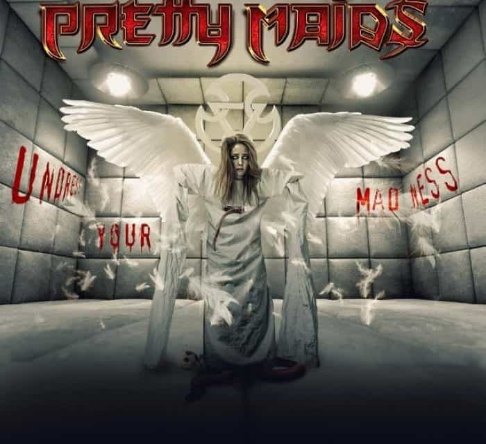 "PRETTY MAIDS Release Official Music Video for ""Serpentine"""