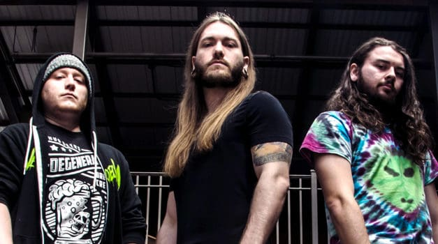 """RINGS OF SATURN Releases New Song, """"Mental Prolapse"""""""