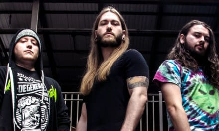 """RINGS OF SATURN Releases Official Music Video for """"The Husk"""""""