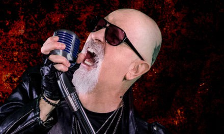 "JUDAS PRIEST Frontman ROB HALFORD Releases Official Music Video for Christmas Song, ""Donner And Blitzen"""