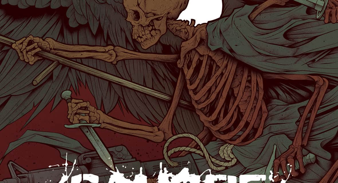 """SANGRE Releases Official Music Video for """"Death March"""""""